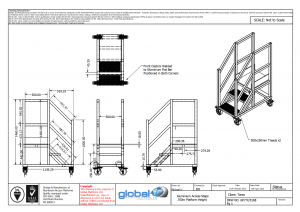 Step design