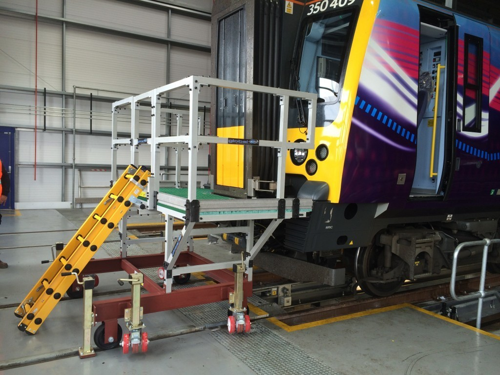 Rail Access Solutions For Safe Rail Carriage Access