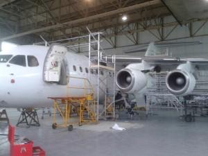 Aviation platform