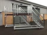 Bespoke access platform 10