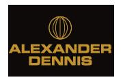 Alexander Dennis logo