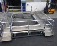 Airbus access platform
