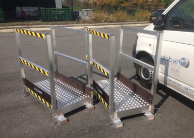 Aluminium-Access-Platform_Design_Manufacture_Bespoke