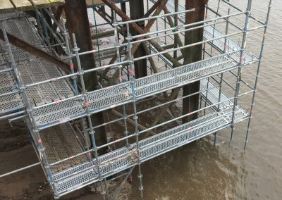 Jetty-Scaffolding_Painting_Contractor_Access_Steel