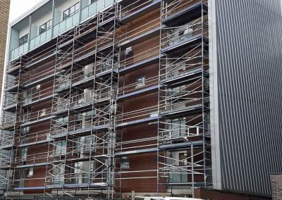 Scaffolding_Steel_System_Scaffolding_North_West_Flats_Manchester