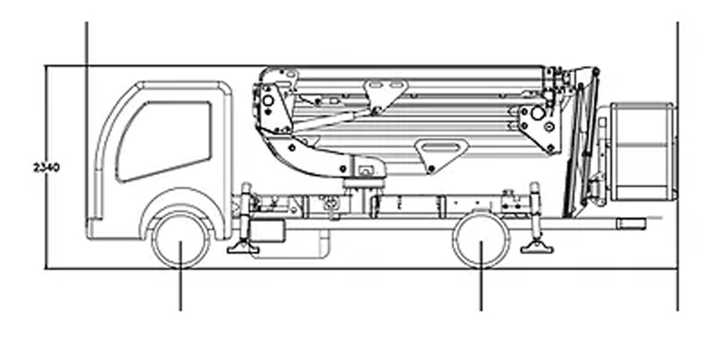 The Ruthmann Ecoline R-RS-20 transport