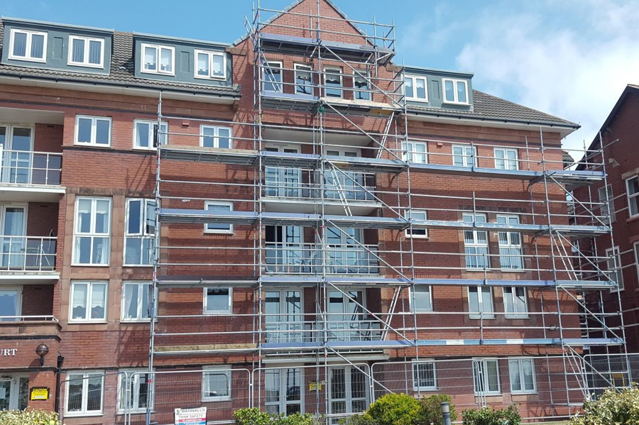 Scaffolding Solutions – HIRE & ERECT