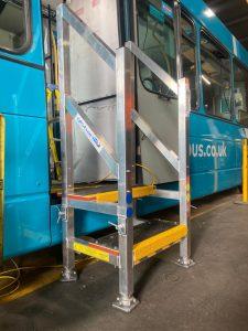 Bus_Access_Steps_Aluminium_Bespoke