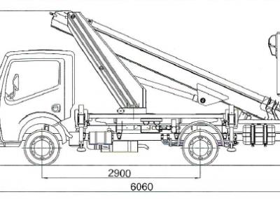 Multitel_MT162_Dimensions_Truck-Mount