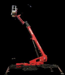 Platform-Basket-30T-PRO_Tracked_Spider_Machine -2