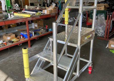 Vehicle_Access_Steps_Aluminium_Bespoke